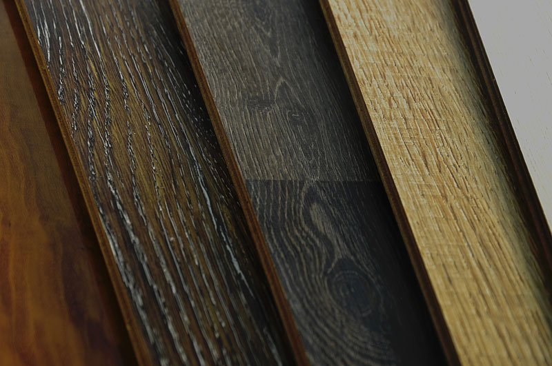 Color Guide To All Types Of Hardwood